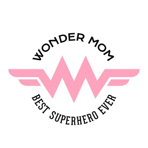 wonder mom logo