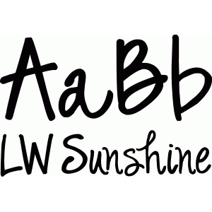 free lw simple fonts download - lw simple truetype font at ...