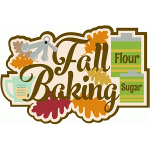 fall baking title