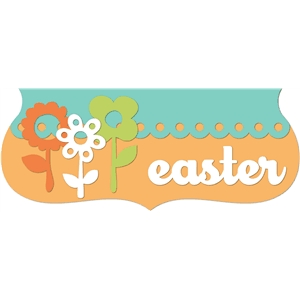 2-bag topper kit easter