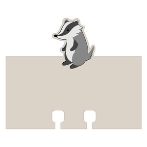 rotating file system - badger