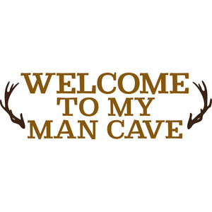 welcome to my man cave