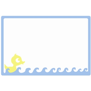 rubber duck frame