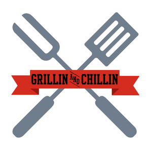 grillin and chillin banner