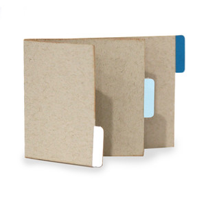 flexi horizontal album - tabbed pages