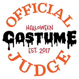official costume judge