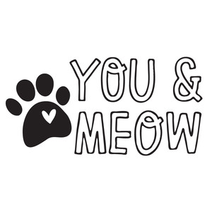 you and meow