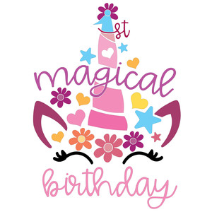 first magical birthday