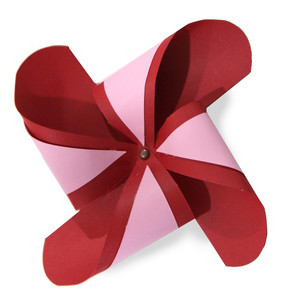 double layered pinwheel