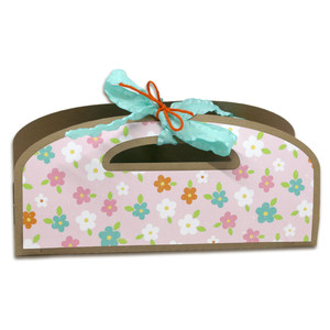 handled gift card holder