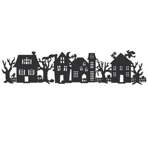 haunted houses border