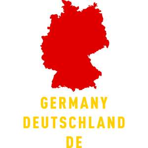 germany country outline
