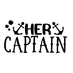 her captain