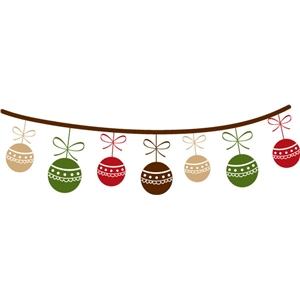 echo park ornament banner