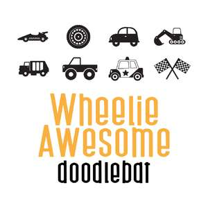 wheelie awesome doodlebat