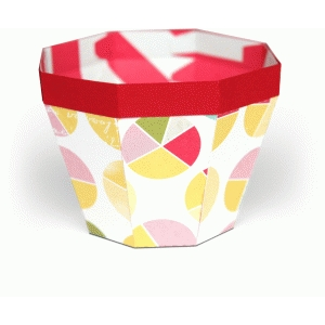 3d lori whitlock flower pot