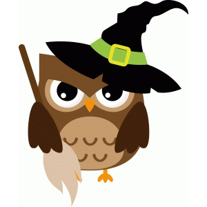 witch owl