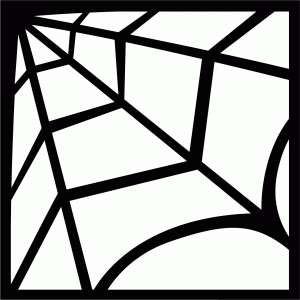 spiderweb tile