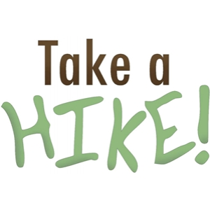take a hike phrase