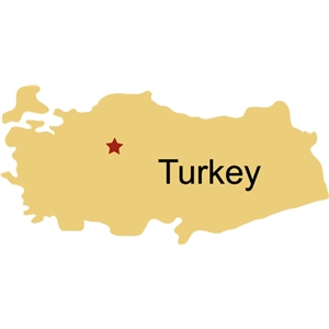 turkey the country