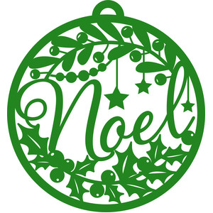 christmas bauble noel decoration