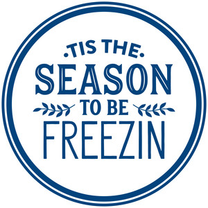 tis the season to be freezin