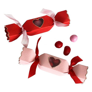 heart tootsie box