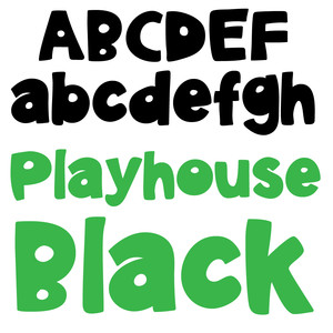 pn playhouse black