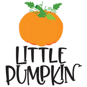little pumpkin halloween quote