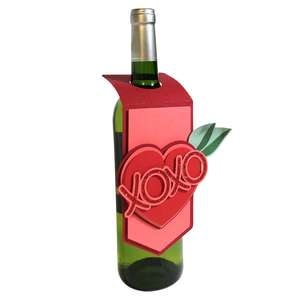 bottle tag valentine's day