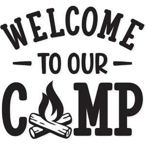 welcome to our camp
