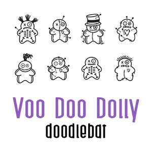 voo doo dolly doodlebat