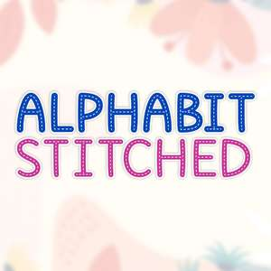alphabit stitched