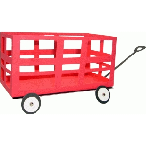little red wagon box