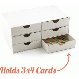 3d lori whitlock 3x4 bank of drawers
