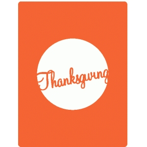 thanksgiving journaling card