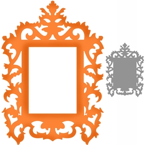 3 way rectangle frame