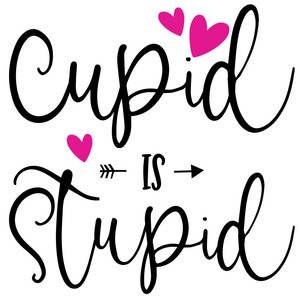 cupid is stupid quote