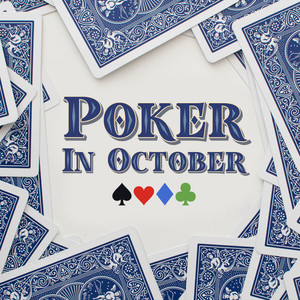 poker in october font