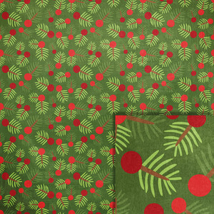 christmas pine tree background paper