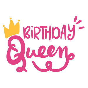 birthday queen