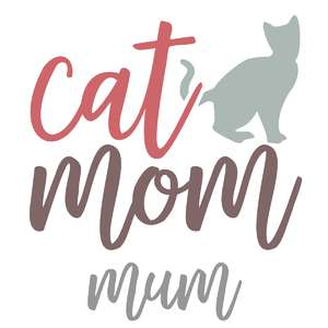 cat mom-mum