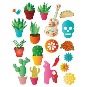 plants and more planner stickers