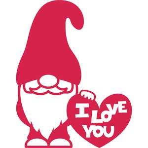 gnome i love you