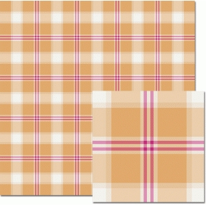motissfont plaid pattern