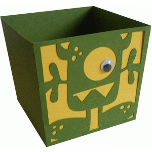 short monster candy box