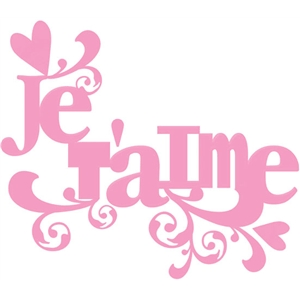 House of 3:  Je t'aime