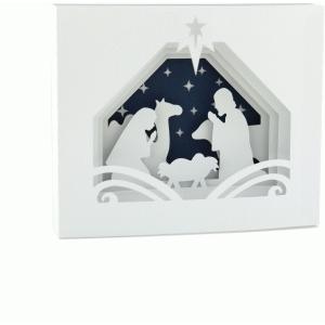 Shadow Box Nativity