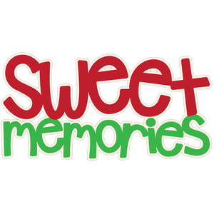 sweet memories title