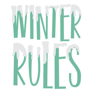 winter cuties - rules